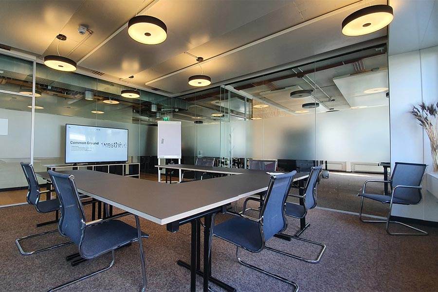 Westhive Seestrasse: Meeting Room «Common Ground»